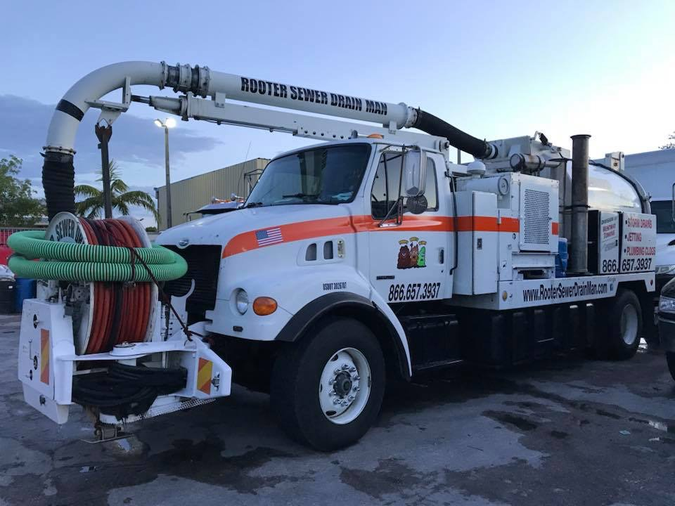 Miami Lakes Storm Drain Cleaning