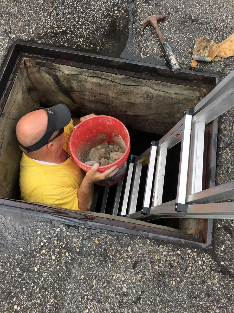 Storm Drains Cleaning